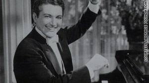 Liberace played to sold-out crowds in Vegas and on tour for decades.