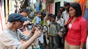 Mallika Kapur, right, is a CNN International correspondent based in Mumbai.
