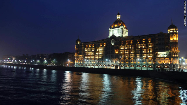 CNN's Mallika Kapur recommends the Zodiac Grill at the luxurious Taj Mahal Palace hotel for a special occasion.