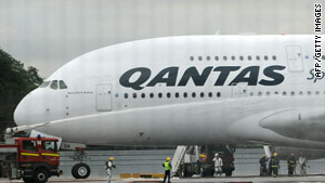 Qantas Airways has endured a spate of problems this month.