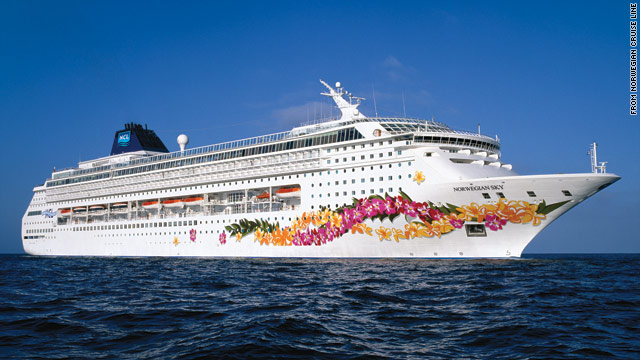 The Norwegian Sky is hosting the third International Cougar Cruise, set to sail to the Bahamas in December.