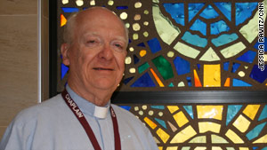 Rev. Al Young is the staff chaplain at the airport in Phoenix.