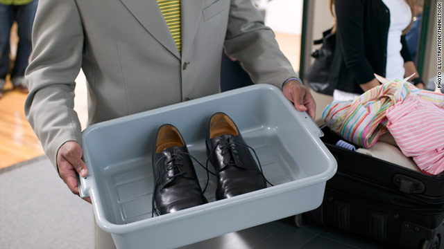 Removing your shoes topped the list for the most dissatisfying aspect of flying, according to a survey.