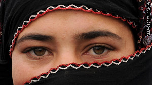 Muslim students were concerned that the ban would affect women wearing the face veil.