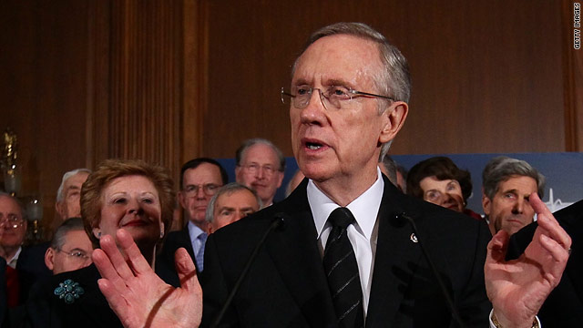 Senate Majority Leader Harry Reid's remarks about President Obama in the 2008 race have ignited a political controversy.
