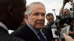 Pat Robertson has previously linked natural disasters and terrorist attacks to legalized abortion in the United States.