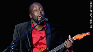 Wyclef Jean immigrated to America from Haiti when he was 9, and returned to help earthquake recovery efforts.