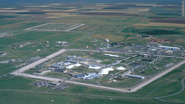 The Pantex Plant in Carson County, Texas, is the United States' only nuclear weapons assembly and disassembly facility.