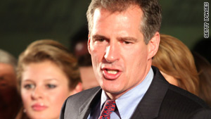 Massachusetts Republican Scott Brown was elected to the U.S. Senate on Tuesday.