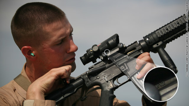 "Trijicon Inc. says it will ""stop putting references to scripture on all products manufactured for the U.S. military."""
