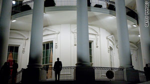 Designed by an Irish architect and built in 1792, the White House now stands at 55,000 square feet, on 18 acres.