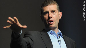 David Plouffe was campaign manager for Barack Obama's successful presidential run.