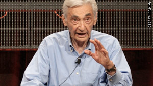 "Howard Zinn's daughter says her father believed that there is no ""just war."""
