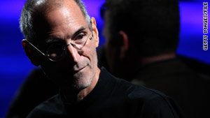 Apple CEO Steve Jobs is expected to unveil a new touch-screen device Wednesday.