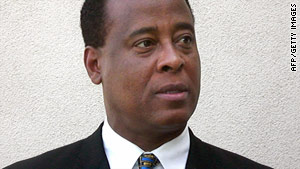 Dr. Conrad Murray says he administered drugs to pop star Michael Jackson to help him sleep on the day Jackson died.