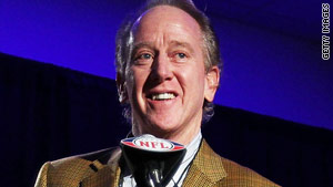 Former Saints quarterback Archie Manning says he will root for his son, Colts quarterback Peyton Manning, on Sunday.