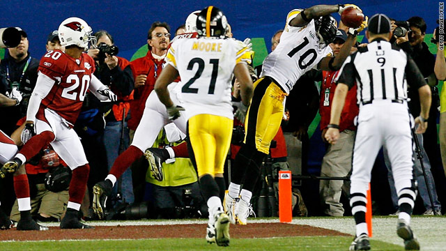 About 106 million worldwide watched Super Bowl XLIII in its entirety, according to a report.