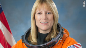 Astronaut Kathryn Hire was the first female in the U.S. military assigned to a combat aircrew, according to NASA.