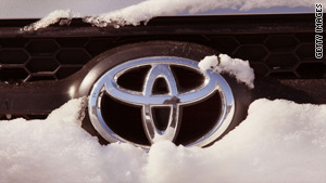 Toyota announced the global recall of more than 400,000 of its 2010 hybrid models today.