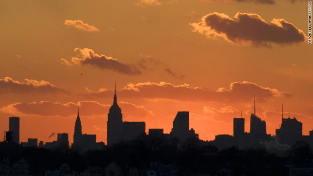 Could Manhattan's famous skyline be at risk from a major earthquake?