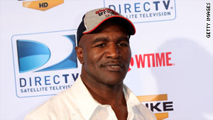 Evander Holyfield's wife recently filed for a protective order against the former heavyweight boxing champion.