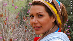 Neda Agha-Soltan was killed during protests after Iran's disputed presidential election in June.