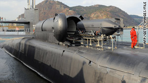 The cost of reconfiguring subs to allow for adequate privacy had been an objection to making the vessels co-ed.