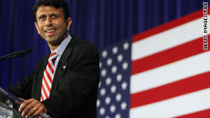 Louisiana, Led by Republican Gov. Bobby Jindal, is one of the 16 finalists for Race to the Top funds.