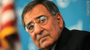 CIA director Leon Panetta says the agency is aggressively targeting al Qaeda and the Taliban.