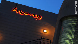 The Hump restaurant is accused of selling whale meat, which is illegal in the United States.