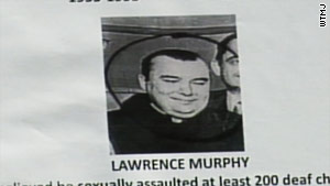 The Vatican says it was unaware of abuse allegations against Rev. Lawrence C. Murphy.