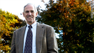 Professor William Moomaw has been a part of the environmental movement since the 1960s.