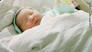 Isabella and Jacob were the most popular names for babies born in the U.S. in 2009.