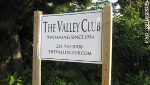 The Valley Club filed for bankruptcy in November 2009 because of legal bills and liabilities.
