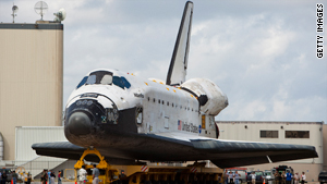 With NASA's shuttle program coming to an end, its fleet of shuttles will be going to new homes.