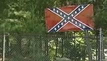 The flag appears near the Massachusetts school.