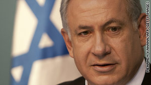Israeli Prime Minister Benjamin Netanyahu was to meet with President Obama on Tuesday.