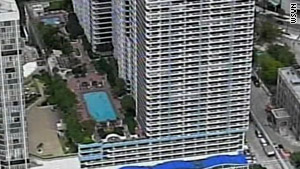 Police said a 4-year-old boy survived a 7-story fall from his family's Miami apartment residence.