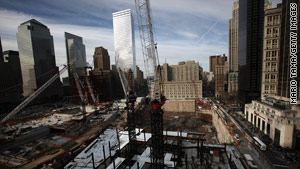 A proposed mosque near Ground Zero has gotten mixed reviews from families and friends of 9/11 victims.