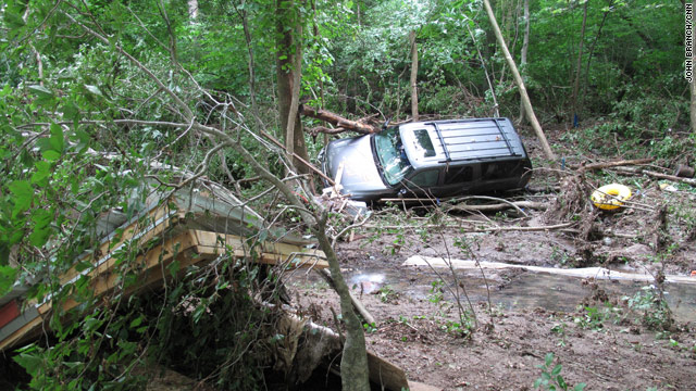 20 bodies recovered after flash flood at campground early Friday