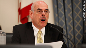 Rep. Henry Waxman says the congressional investigation alleges that BP took a cost-cutting and speedy approach.