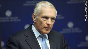 Retired Gen. Wesley Clark is the former supreme allied commander of NATO.