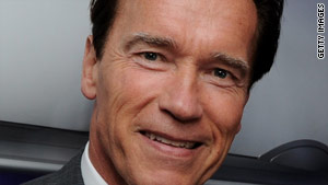 Gov. Arnold Schwarzenegger has called for the salary for state workers to be cut to an hourly rate of $7.25.