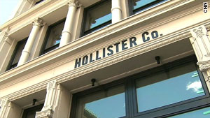 Hollister in New York City's Soho neighborhood remained closed Friday after a bedbug infestation was found.