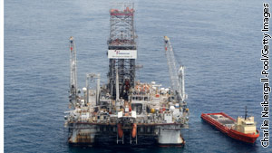 A federal judge issued an injunction against a government moratorium on oil drilling.