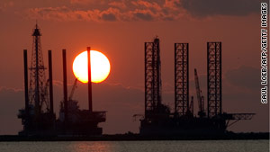 A federal appeals panel upheld a district judge's order to block the ban on deepwater drilling in the Gulf of Mexico.