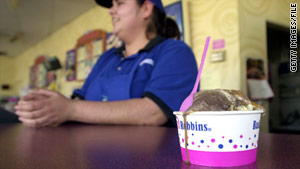 Baskin-Robbins is replacing five old favors with new ones to celebrate National Ice Cream Day.