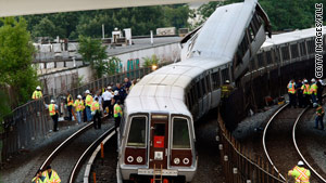 The National Transportation Safety Board says the June 22, 2009, accident was preventable.