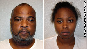 Darrell Lynn Bellard, 43, and Tkeisha Nicole Gilmer, 18, are charged with first-degree murder.