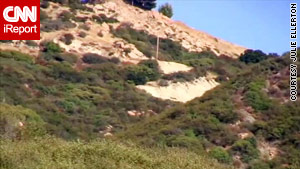 """It's incredibly treacherous terrain,"" says a Los Angeles County Sheriff's Office spokesman."